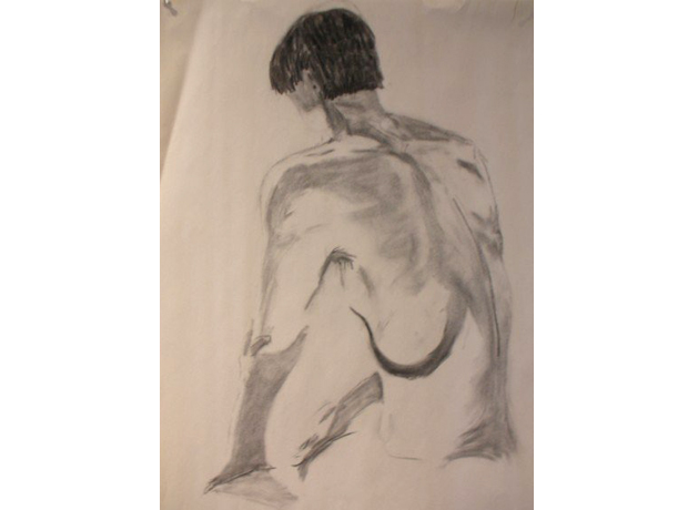 Charcoal Sketch 2